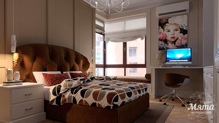 Дизайн интерьера четырехкомнатной квартиры в Новосибирске img2013935256