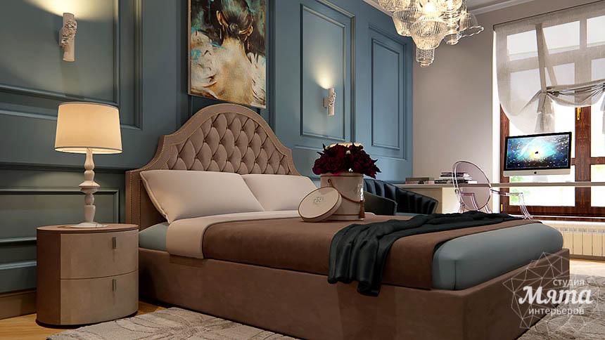 Дизайн интерьера четырехкомнатной квартиры в Новосибирске img367670422