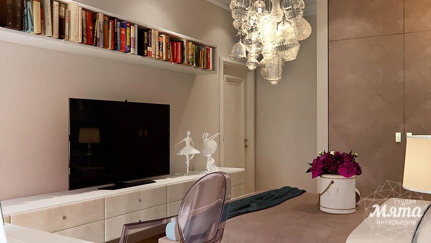 Дизайн интерьера четырехкомнатной квартиры в Новосибирске img1252611922