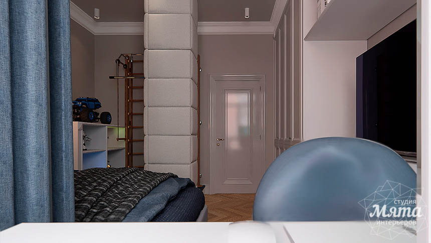 Дизайн интерьера четырехкомнатной квартиры в Новосибирске img635441821