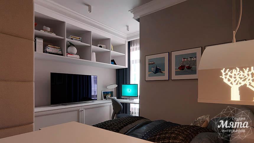 Дизайн интерьера четырехкомнатной квартиры в Новосибирске img204241930