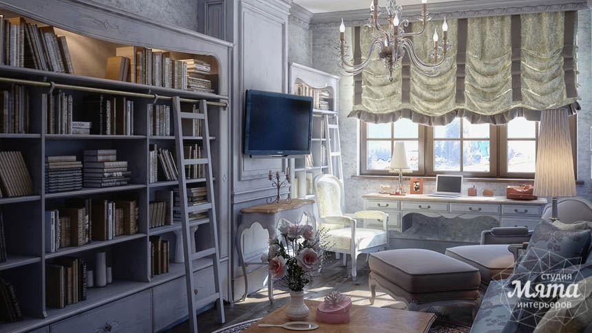 Дизайн интерьера коттеджа в Ханты-Мансийске img1987727240