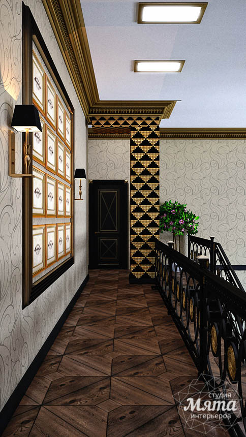 Дизайн интерьера коттеджа в Краснодаре img1611792512
