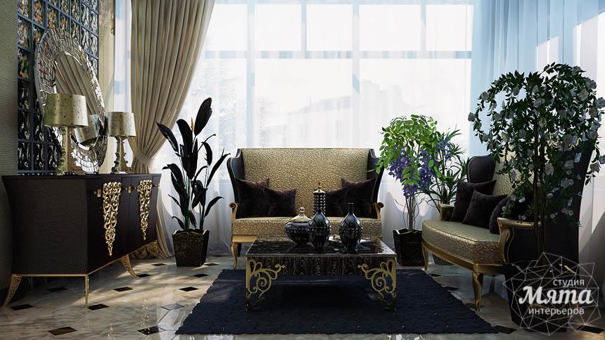 Дизайн интерьера коттеджа в Краснодаре img1120031349