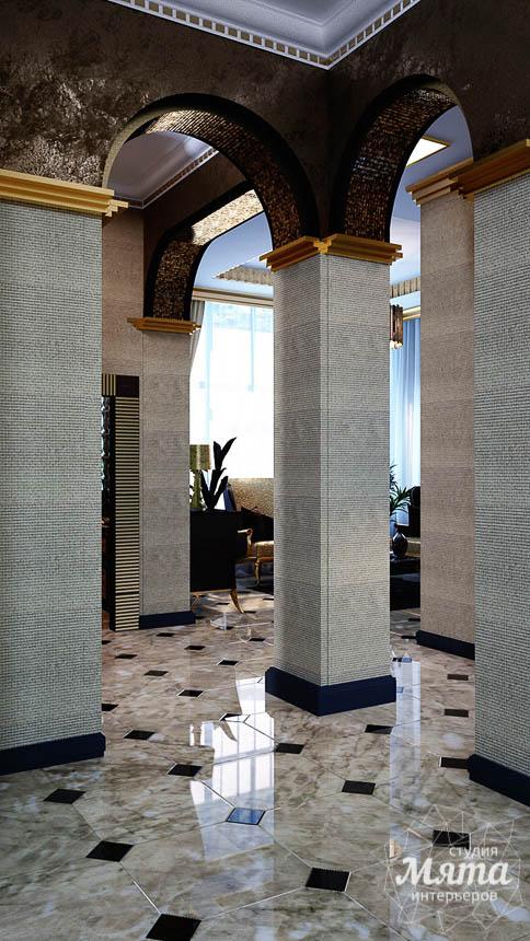 Дизайн интерьера коттеджа в Краснодаре img1206349292