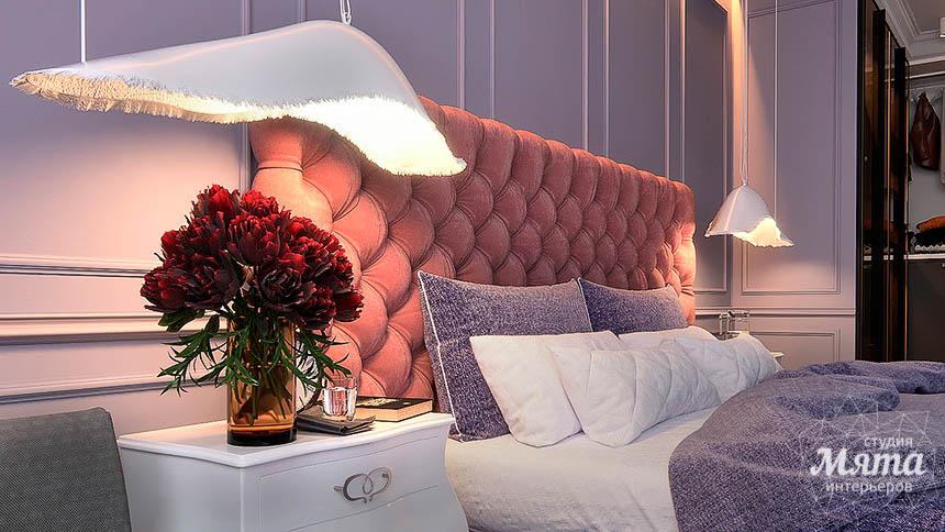 Дизайн интерьера четырехкомнатной квартиры в Новосибирске img1354864961