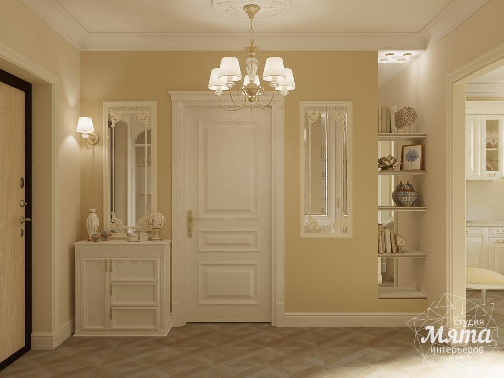 Дизайн интерьера квартиры - студии в ЖК Свой Круг img990646096