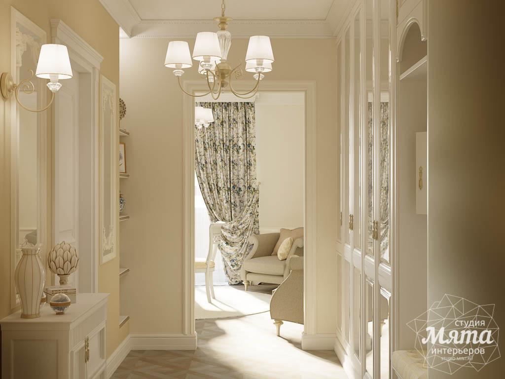 Дизайн интерьера квартиры - студии в ЖК Свой Круг img1975782702