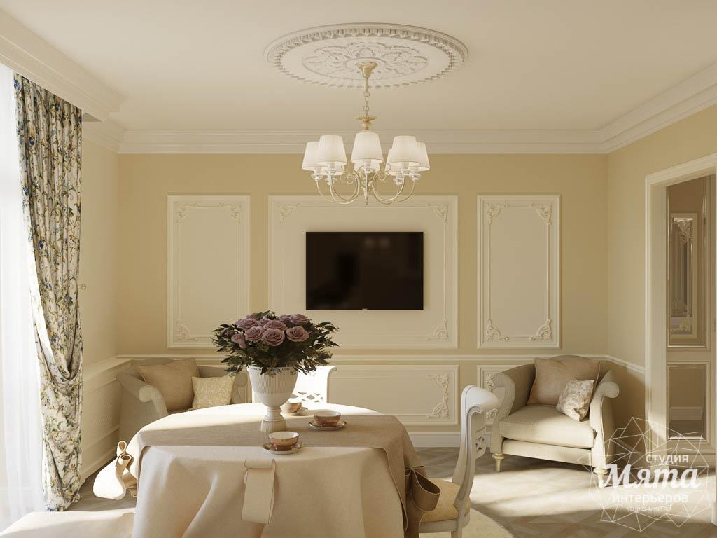Дизайн интерьера квартиры - студии в ЖК Свой Круг img245440769