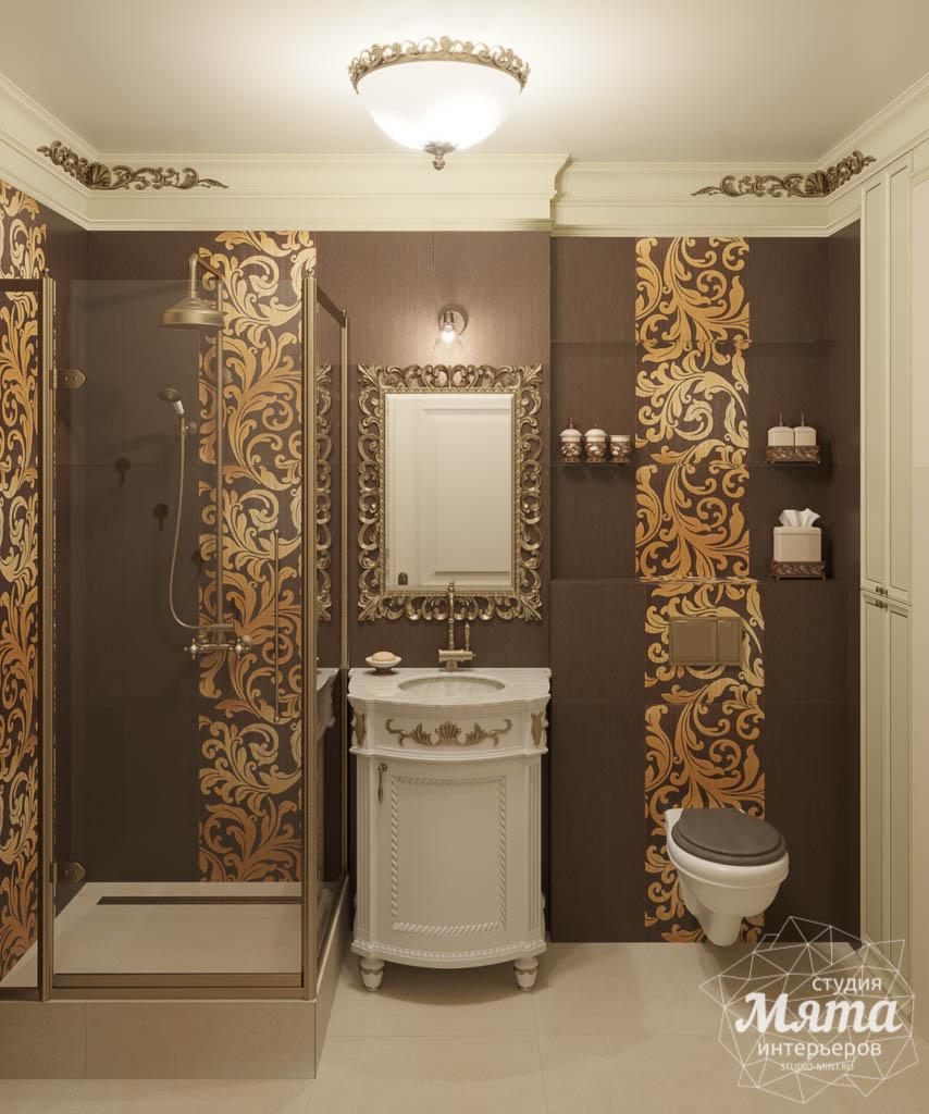 Дизайн интерьера квартиры - студии в ЖК Свой Круг img1893864916