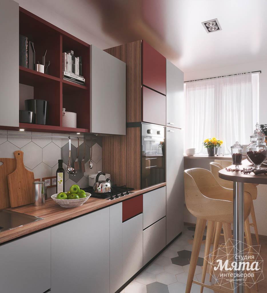 Дизайн интерьера однокомнатной квартиры по ул. Металлургов 14 img462006540