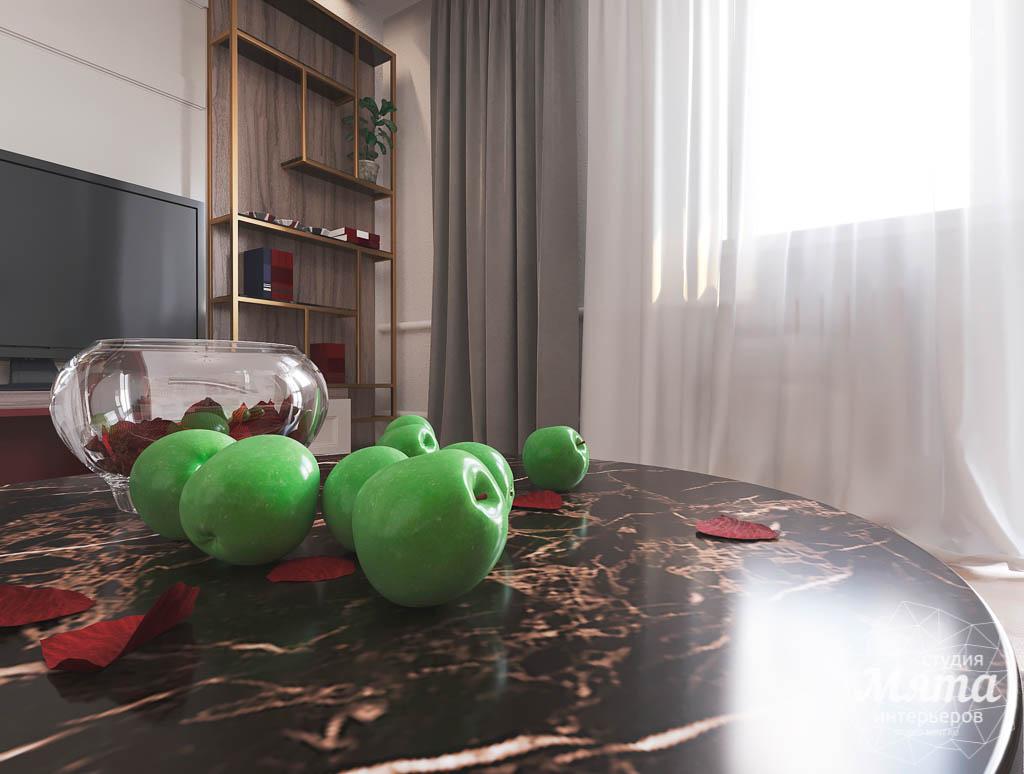 Дизайн интерьера однокомнатной квартиры по ул. Металлургов 14 img1983891193