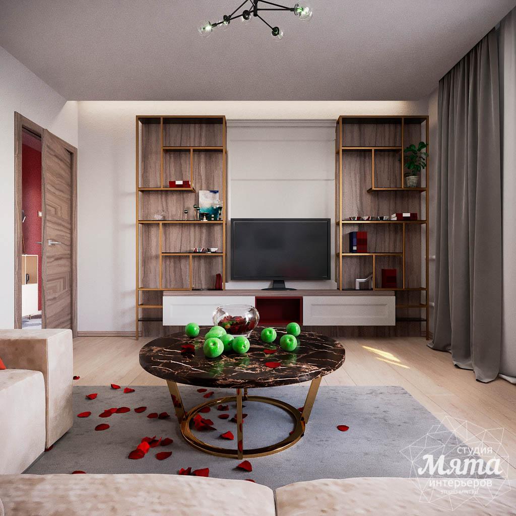 Дизайн интерьера однокомнатной квартиры по ул. Металлургов 14 img1687527043