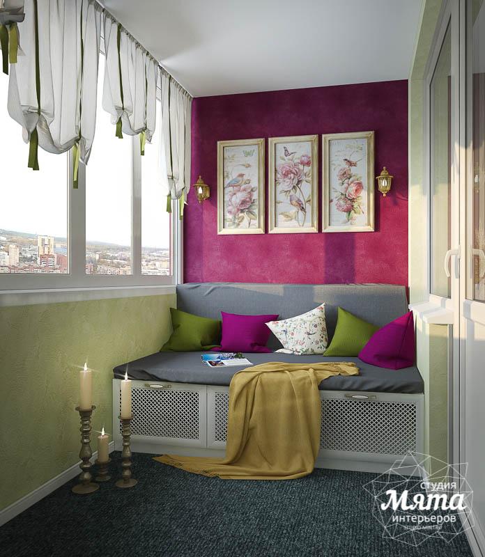 Дизайн интерьера четырехкомнатной квартиры по ул. Блюхера 41 img687701307