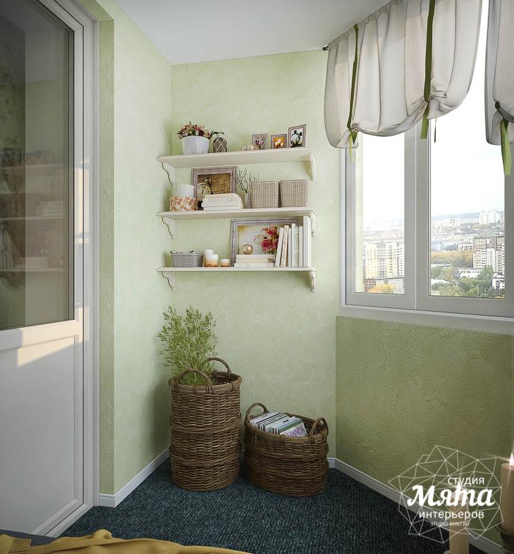 Дизайн интерьера четырехкомнатной квартиры по ул. Блюхера 41 img257643001