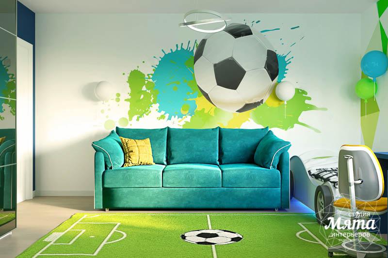 Дизайн интерьера четырехкомнатной квартиры по ул. Блюхера 41 img1203534595