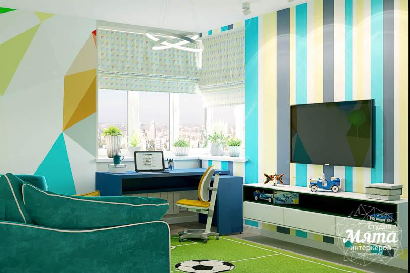 Дизайн интерьера четырехкомнатной квартиры по ул. Блюхера 41 img1378098188