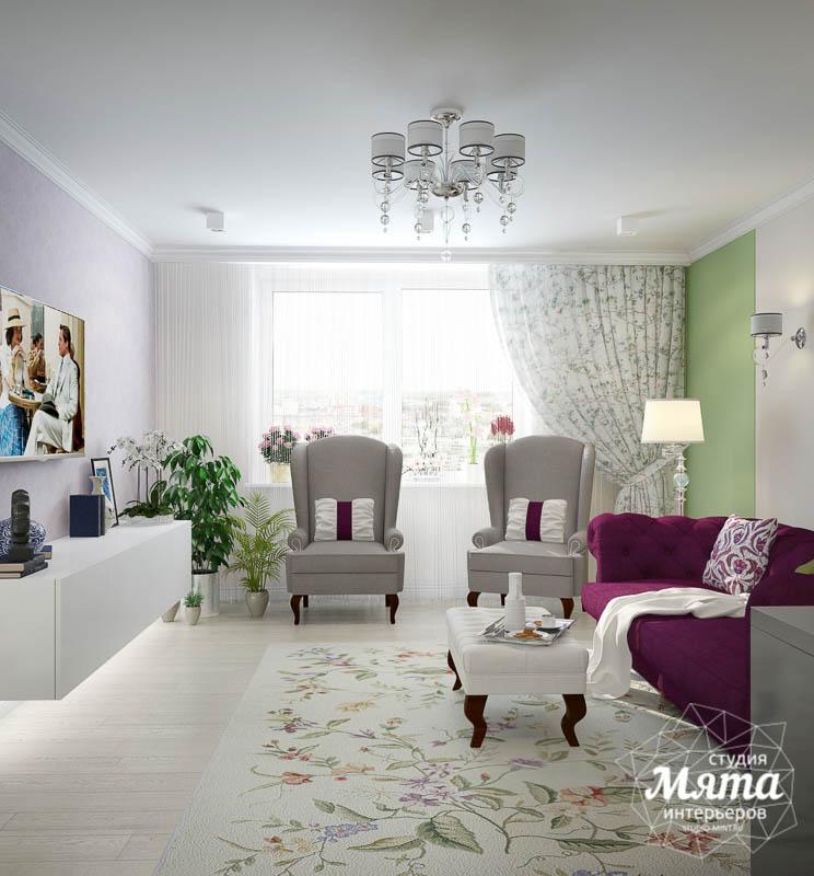Дизайн интерьера четырехкомнатной квартиры по ул. Блюхера 41 img133635871