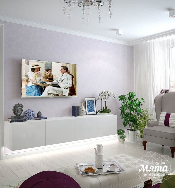 Дизайн интерьера четырехкомнатной квартиры по ул. Блюхера 41 img1705719723