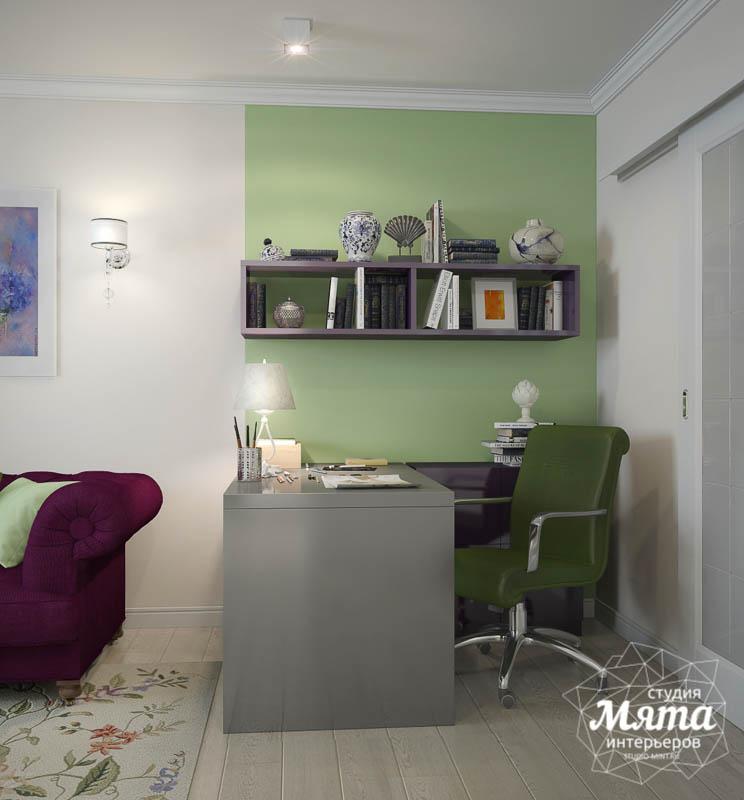 Дизайн интерьера четырехкомнатной квартиры по ул. Блюхера 41 img483187621