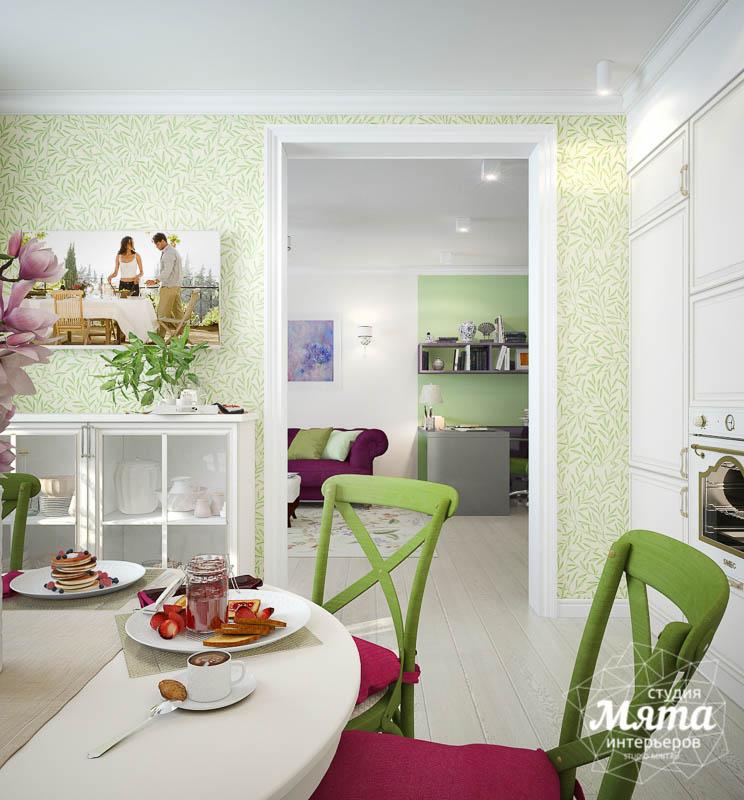 Дизайн интерьера четырехкомнатной квартиры по ул. Блюхера 41 img296843885