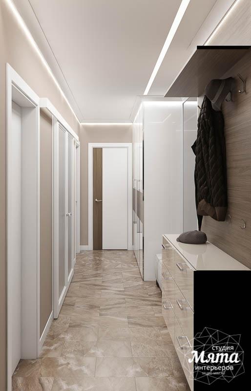 Дизайн интерьера двухкомнатной квартиры в ЖК Первый Николаевский img663022788