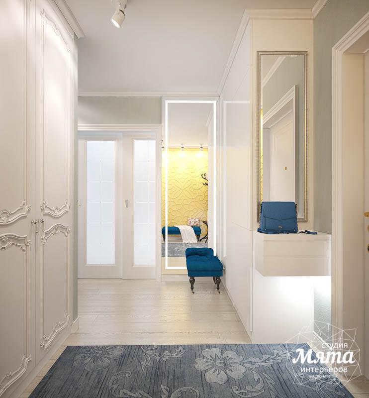Дизайн интерьера четырехкомнатной квартиры по ул. Блюхера 41 img602749338
