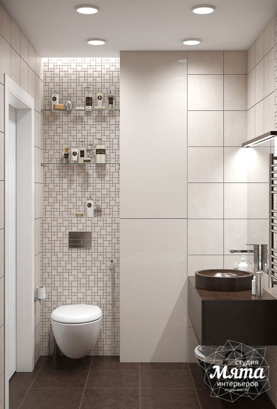 Дизайн интерьера двухкомнатной квартиры в ЖК Первый Николаевский img787562604