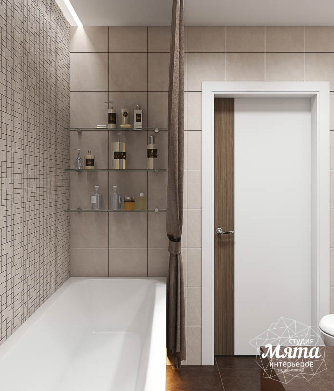 Дизайн интерьера двухкомнатной квартиры в ЖК Первый Николаевский img91844323