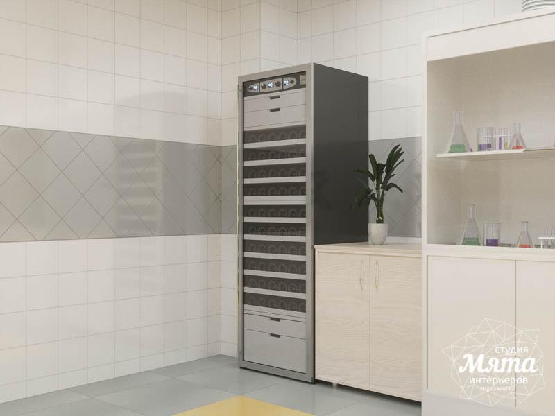 Дизайн интерьера ветеринарной станции г. Екатеринбурга img178036142