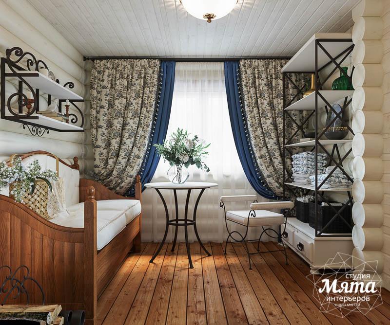 Дизайн интерьера комнаты отдыха в бане с. Косулино img748586681