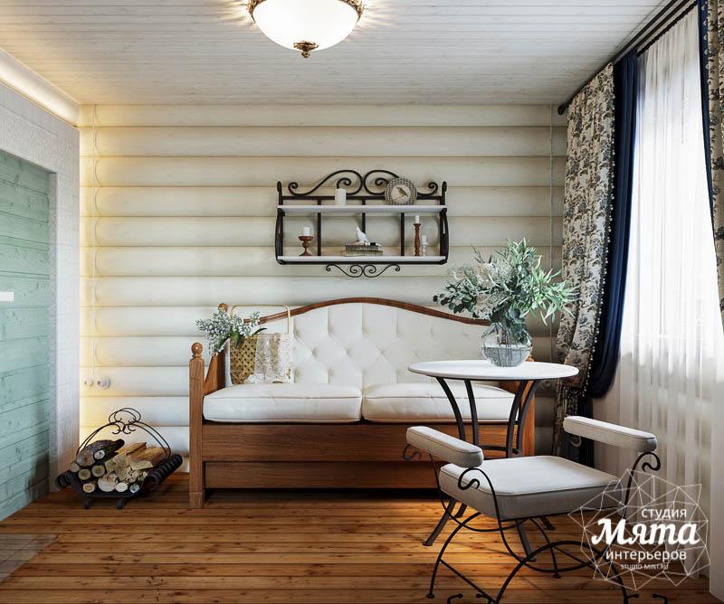 Дизайн интерьера комнаты отдыха в бане с. Косулино img984280153
