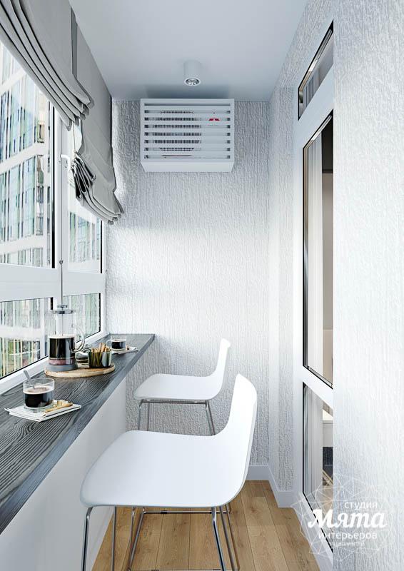 Дизайн интерьера однокомнатной квартиры в ЖК Оазис img50429855