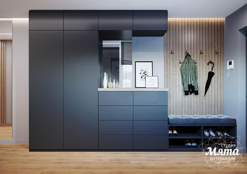 Дизайн интерьера однокомнатной квартиры в ЖК Оазис img1205066800