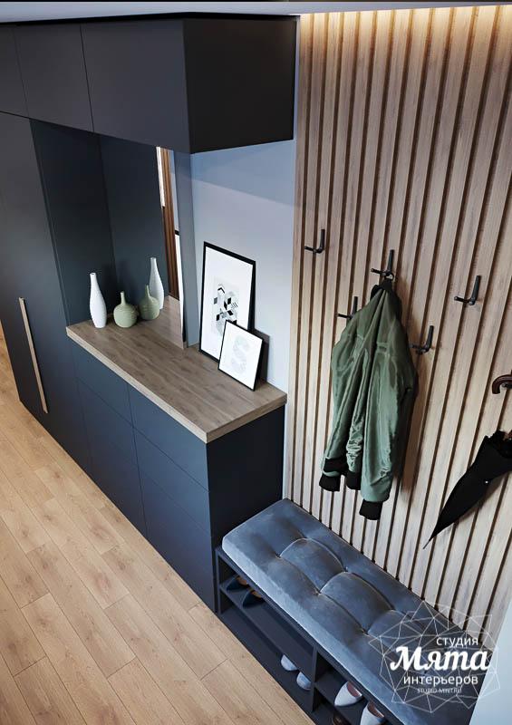 Дизайн интерьера однокомнатной квартиры в ЖК Оазис img2066913820