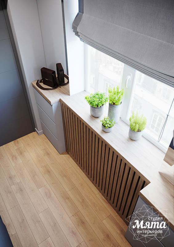 Дизайн интерьера однокомнатной квартиры в ЖК Оазис img949171581