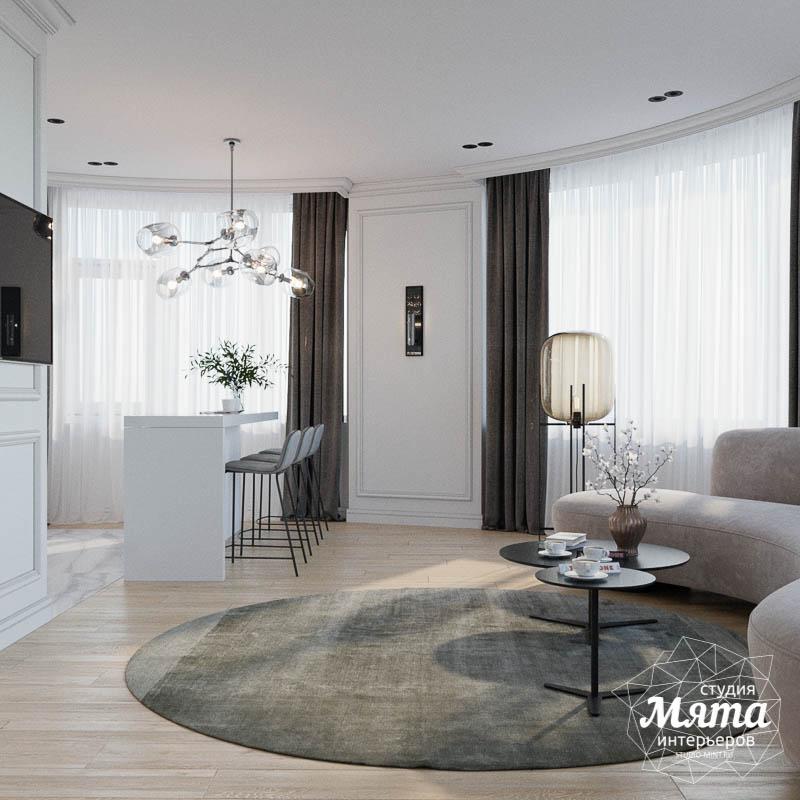 Дизайн интерьера двухкомнатной квартиры в ЖК Чемпион Парк img1401736592