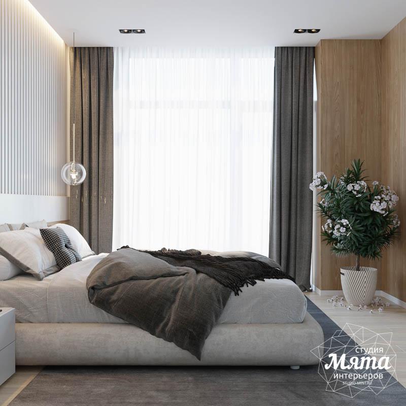 Дизайн интерьера двухкомнатной квартиры в ЖК Чемпион Парк img1797616159