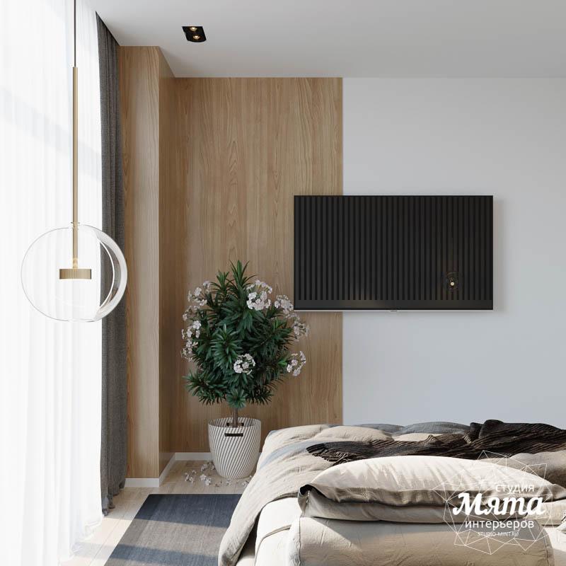 Дизайн интерьера двухкомнатной квартиры в ЖК Чемпион Парк img1121712293