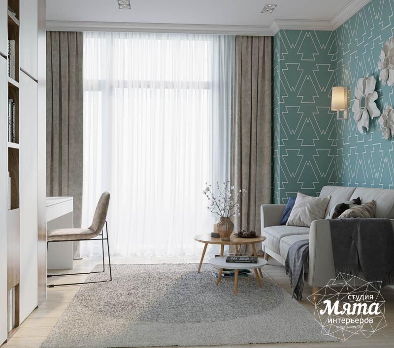 Дизайн интерьера двухкомнатной квартиры в ЖК Чемпион Парк img220485763