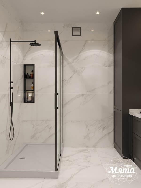 Дизайн интерьера двухкомнатной квартиры в ЖК Чемпион Парк img67536982