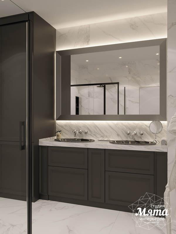 Дизайн интерьера двухкомнатной квартиры в ЖК Чемпион Парк img197684748