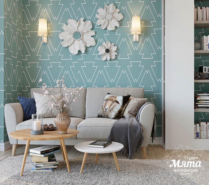 Дизайн интерьера двухкомнатной квартиры в ЖК Чемпион Парк img718009497