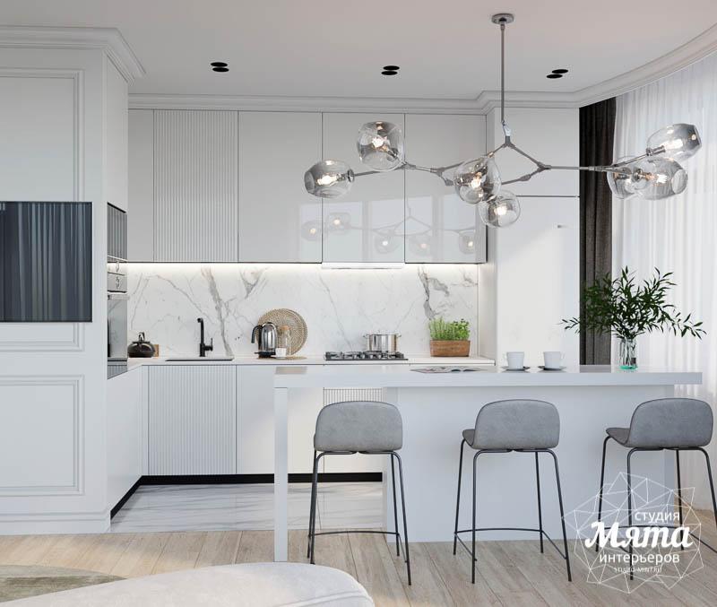 Дизайн интерьера двухкомнатной квартиры в ЖК Чемпион Парк img186763853