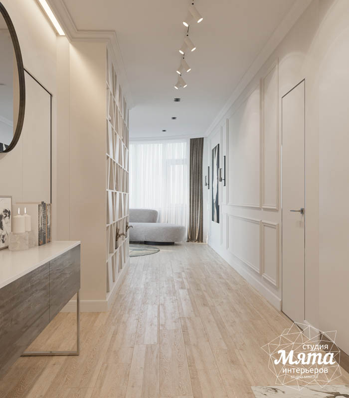 Дизайн интерьера двухкомнатной квартиры в ЖК Чемпион Парк img299926340