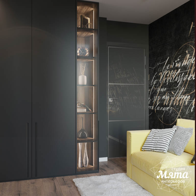 Дизайн интерьера двухкомнатной квартиры в ЖК Репин Парк img642428796