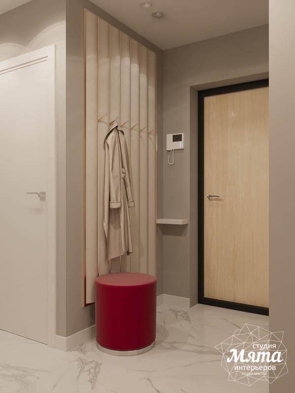 Дизайн интерьера двухкомнатной квартиры в ЖК Репин Парк img750500754