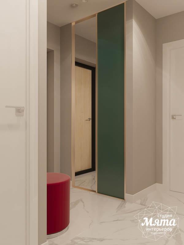 Дизайн интерьера двухкомнатной квартиры в ЖК Репин Парк img1570112629