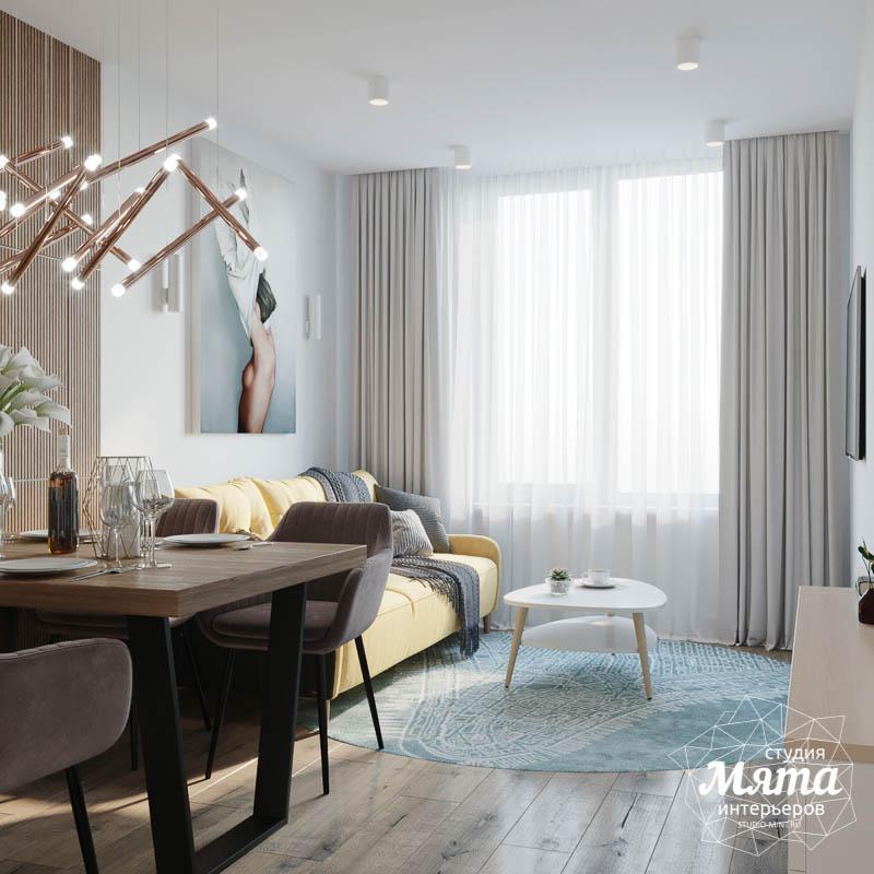 Дизайн интерьера двухкомнатной квартиры в ЖК Репин Парк img651613387