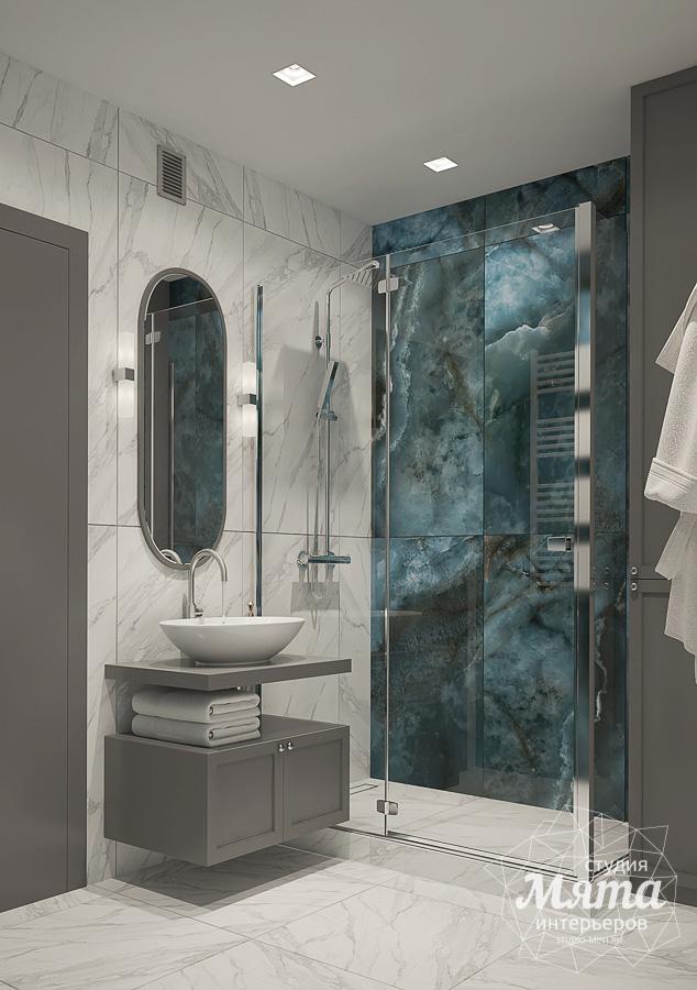 Дизайн интерьера однокомнатной квартиры ЖК Цветной Бульвар img1143819388